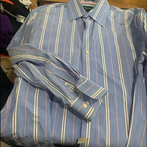 MENS DRESS SHIRT AMERICAN EAGLE